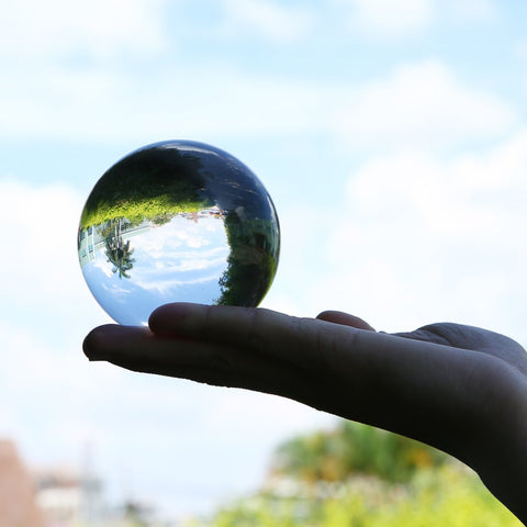 Photography Lensball Crystal Ball