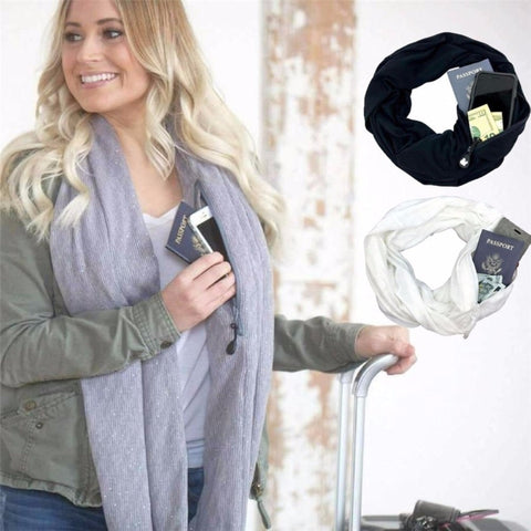 Infinitee® Pocket Scarf