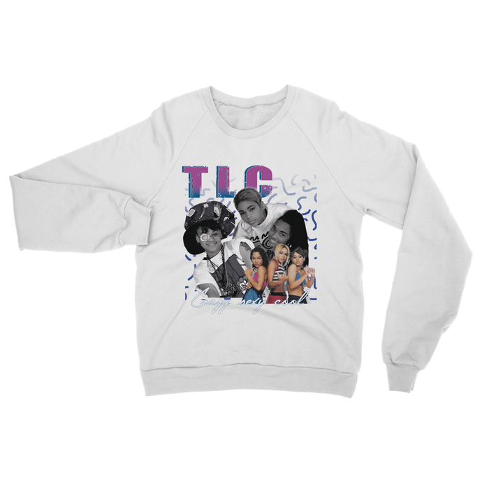TLC Sweat - White