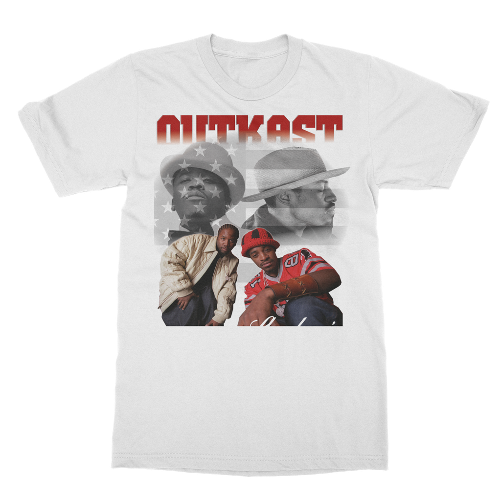 OutKast Tee - White