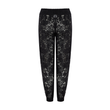 Love Lace Jogger in Black
