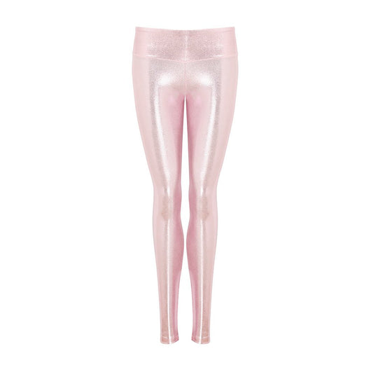 Suki Leatherback Leggings in Rosé Gloss by SukiShufu