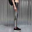Sukishufu Athluxury | Suki Leatherback Long Leggings in Silver