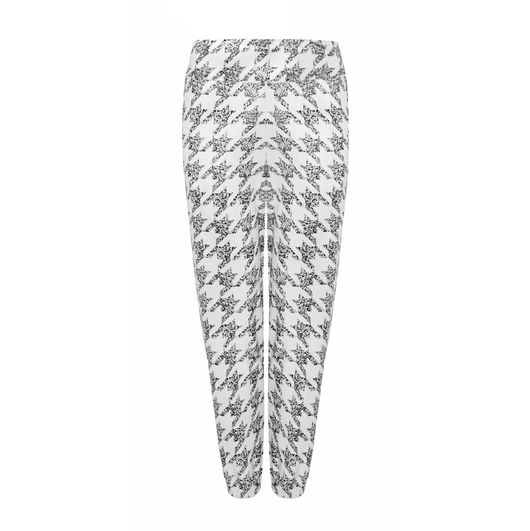 Jog On Jogger in Houndstooth by SukiShufu