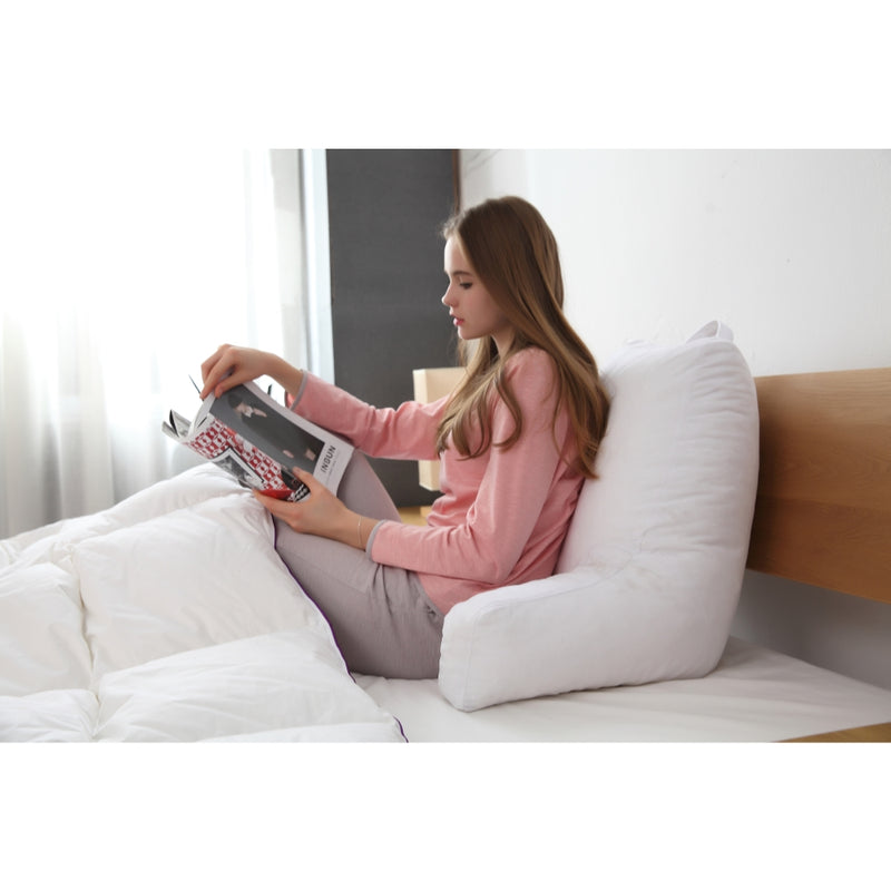 Cheer Collection Shredded Memory Foam TV Pillow - Multiple Colors