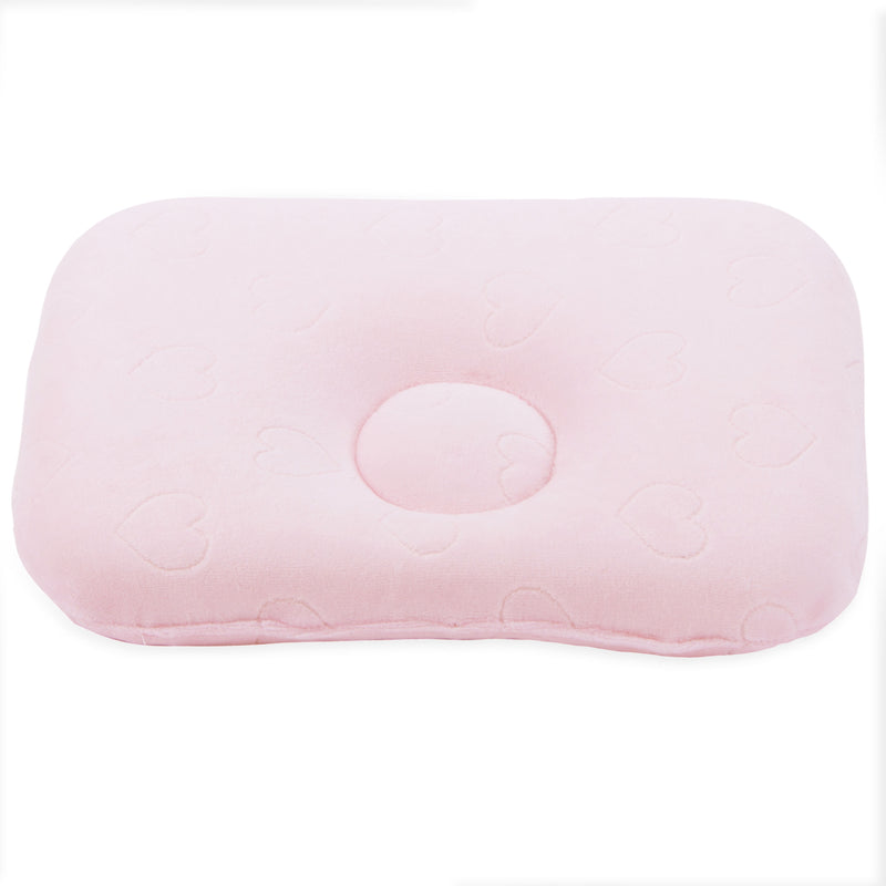 Cheer Collection Memory Foam Baby Pillow