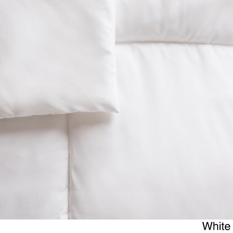 Cheer Collection All Season Down Alternative Comforter - Assorted Colors and Sizes