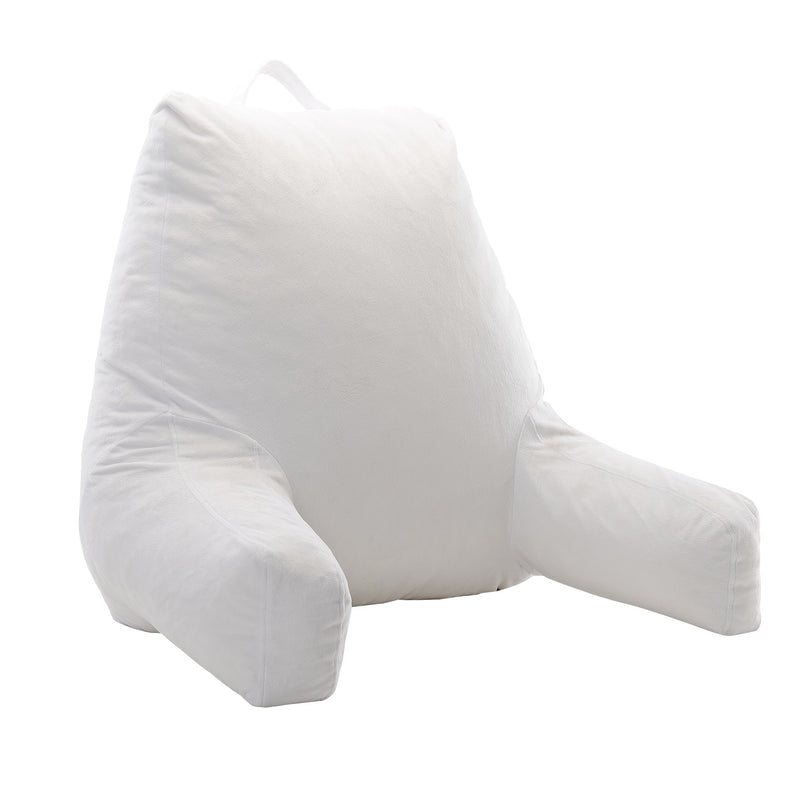 Cheer Collection Shredded Memory Foam TV Pillow  & Backrest