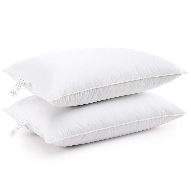 Cheer Collection Down Alternative Pillows (Set of 2)
