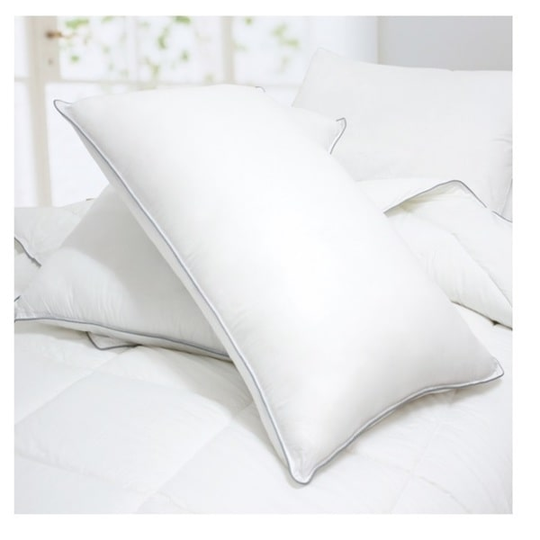 Cheer Collection Luxury Alternative Down Pillows (Set of 2)
