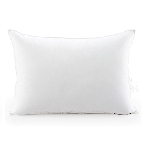 Cheer Collection Hypoallergenic Hollow Fiber Pillows (Set of 2) -Assorted Sizes