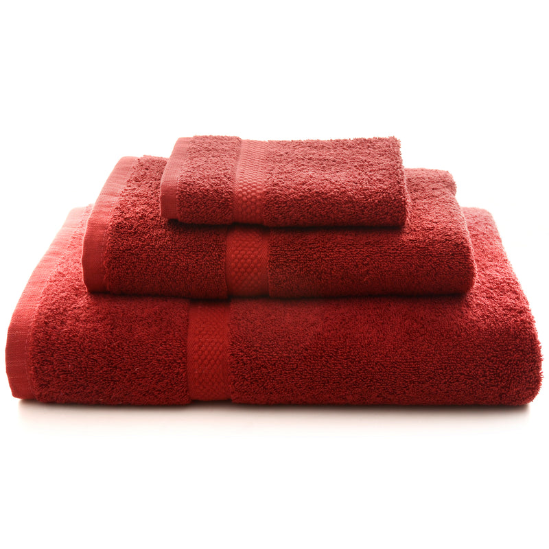 Cheer Collection 550 GSM 3 Piece Towel Set - Assorted Colors