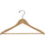 "17"" Wooden Suit Hanger"
