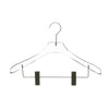 Clear Acrylic Suit Hanger