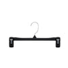 "6212CG - Recycled Plastic 12"" Padded Bottom Hanger"
