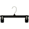 "7012 - RECYCLED PLASTIC 12"" BOTTOM HANGER LONG CLIP"