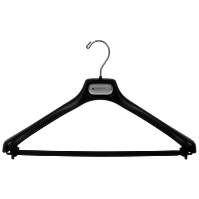 "AT - 17"" Suit Hanger with Flocked Bar"