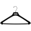 "AT - 18"" Suit Hanger with Flocked Bar"