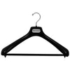 "SV - 17"" Suit Hanger with Flocked Bar"