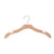 "17"" Premium Wooden Dress Hanger"