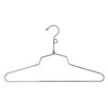"14"" Steel Blouse and Dress Hanger w/ Loop Hook"