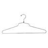 "16"" Steel Blouse and Dress Hanger w/ Regular Hook"