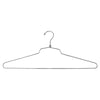 "18"" Steel Blouse and Dress Hanger w/ Regular Hook"