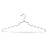 "19"" Steel Blouse and Dress Hanger w/ Regular Hook"