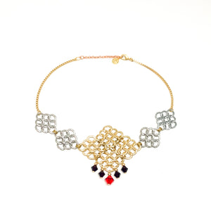 Diamond Lattice Choker
