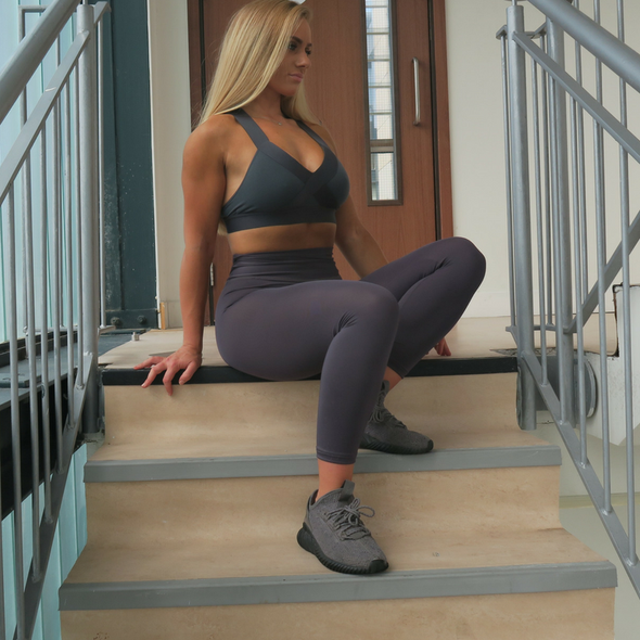 Anthrazite Grey Leggings