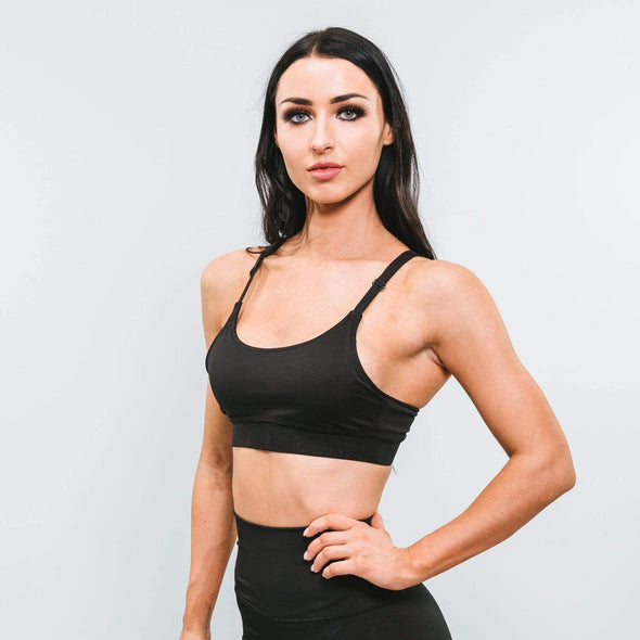Ebony Sports Bra
