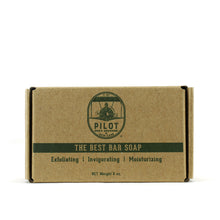 Best Bar Soap Pilot Men's Grooming Skin Care Product