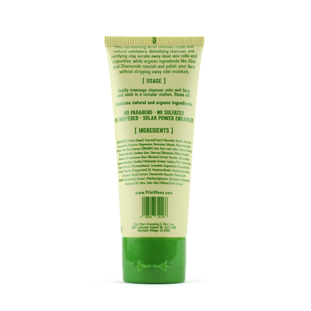 The Finest Face Cleanser Pilot Men S Grooming Skin Care