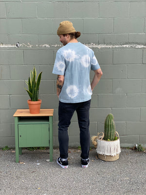 RICHER POORER RELAXED SHORT SLEEVE MIRAGE TEE
