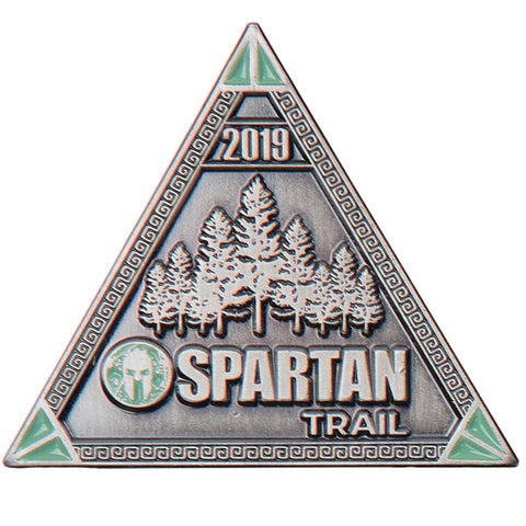 SPARTAN 2019 Trail Delta Icon