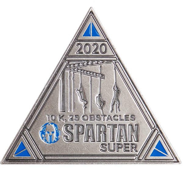 SPARTAN 2020 Super Delta Icon