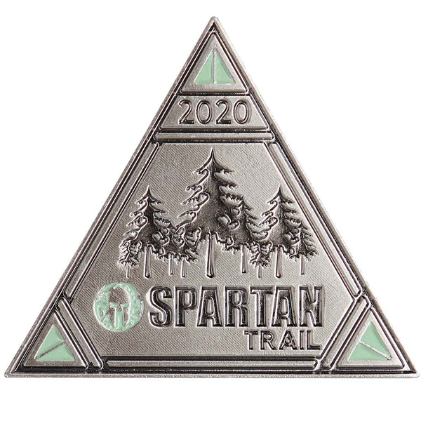 SPARTAN 2020 Trail Delta Icon