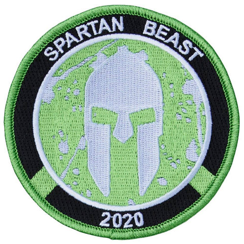 SPARTAN 2020 Beast Patch