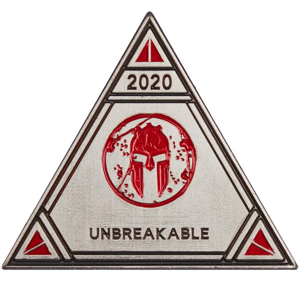 SPARTAN 2020 Unbreakable Delta Icon