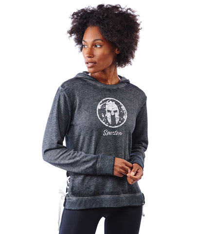 SPARTAN '47 Sideline Lace Pullover - Women's