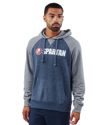 SPARTAN '47 Match Raglan Hood - Men's
