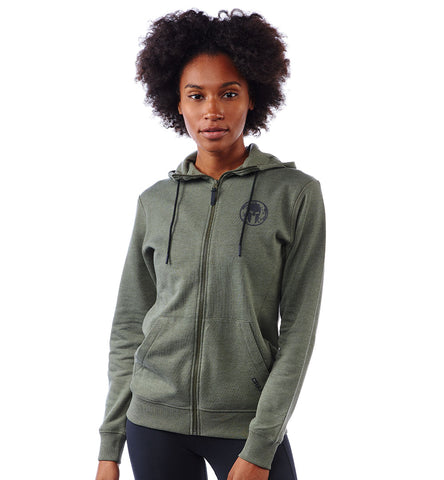 SPARTAN by CRAFT Poise FZ Hoodie - Women's
