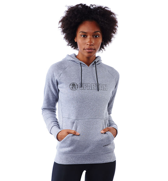 SPARTAN by CRAFT Poise Pullover Hoodie - Women's