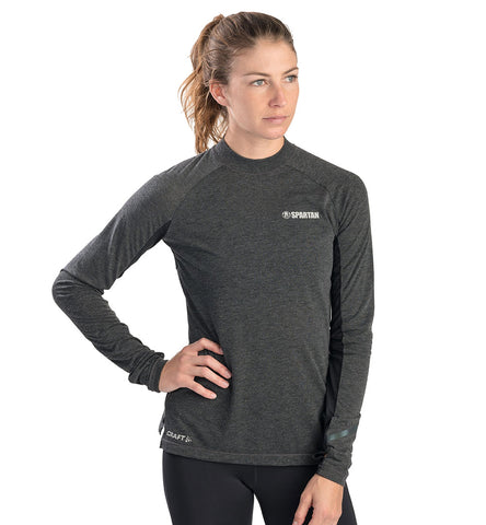 SPARTAN by CRAFT SubZ LS Wool Tee - Women's