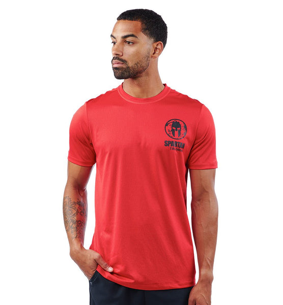 SPARTAN by CRAFT Core Essence Mesh Tee - Men's