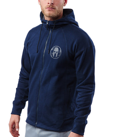 SPARTAN by CRAFT Grit FZ Hoodie - Men's