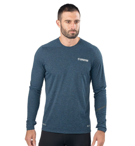 SPARTAN by CRAFT SubZ LS Wool Tee - Men's