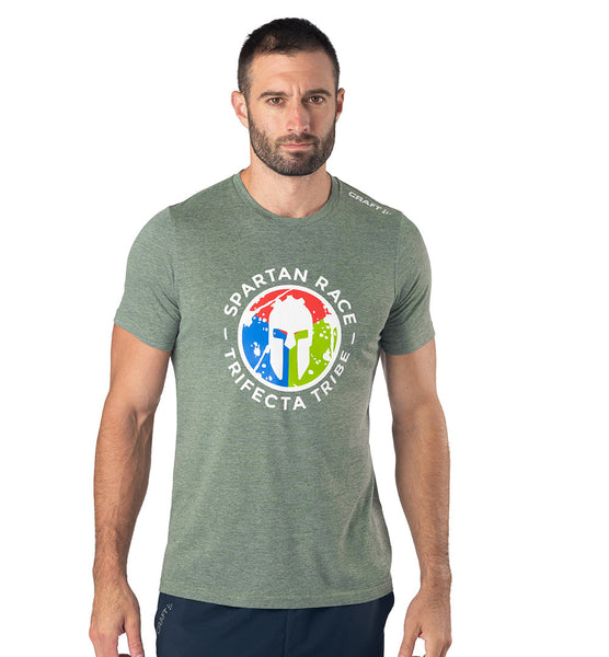 SPARTAN by CRAFT Trifecta Tri-Blend Tee - Men's