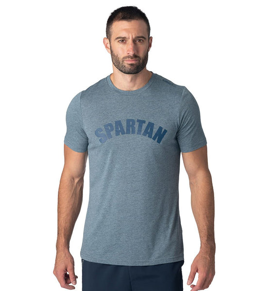 SPARTAN by CRAFT Varsity Tri-Blend Tee - Men's