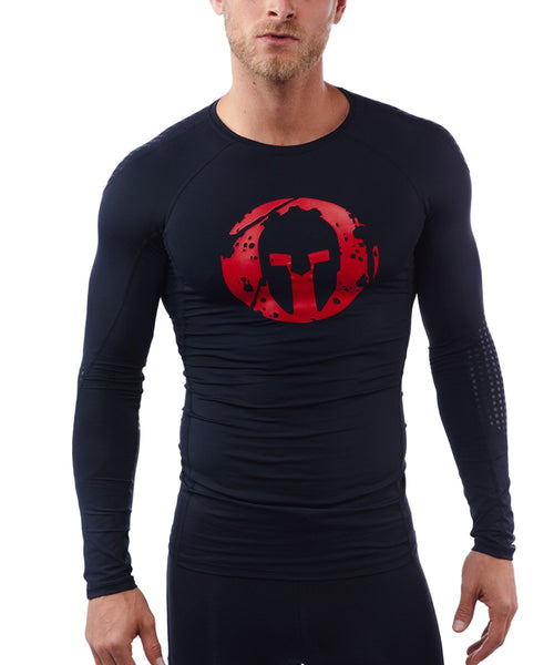 SPARTAN by CRAFT Pro Series Compression LS Top - Men's